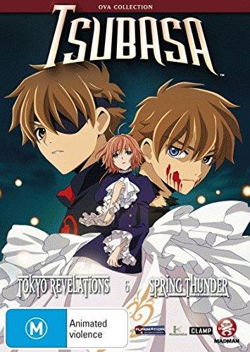 Ova Collection Tsubasa Tokyo Revelations / Spring Thunder Chronicles DVD