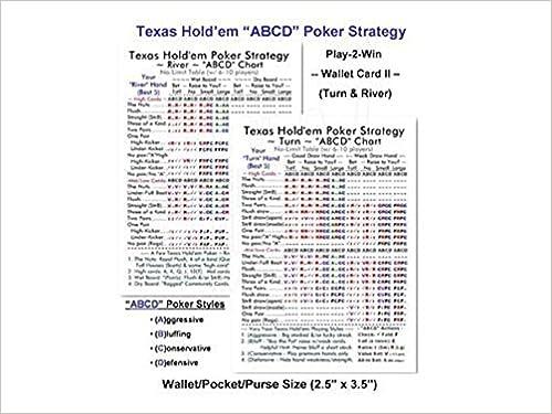 Texas holdem betting basics wallet hertha berlin vs augsburg betting preview on betfair