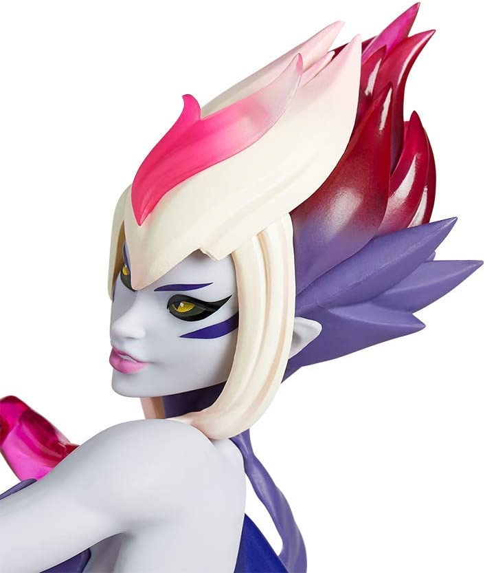 Evelynn Unlocked Riot Games Unisex League of Legends Official Statue One Size