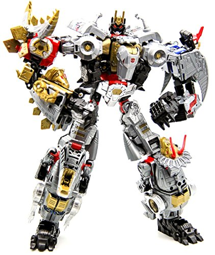 Transformers: Generations Power of the Primes Dinobot Combiner VOLCANICUS Set