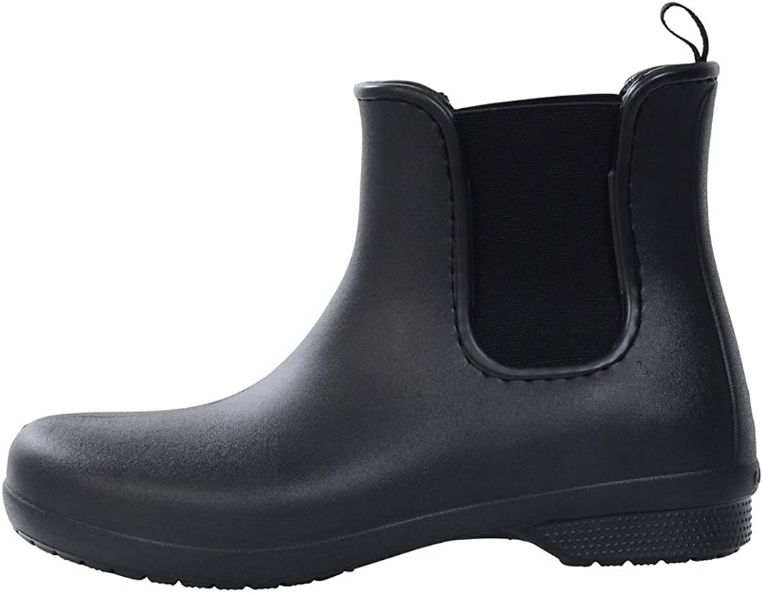 | Crocs Women's Freesail Chelsea Rain Boot | Boots