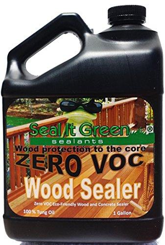 Xtreme Zero Voc Wood Sealer and Waterproofing Treatment