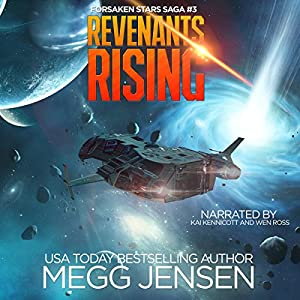 Revenants Rising Audiobook
