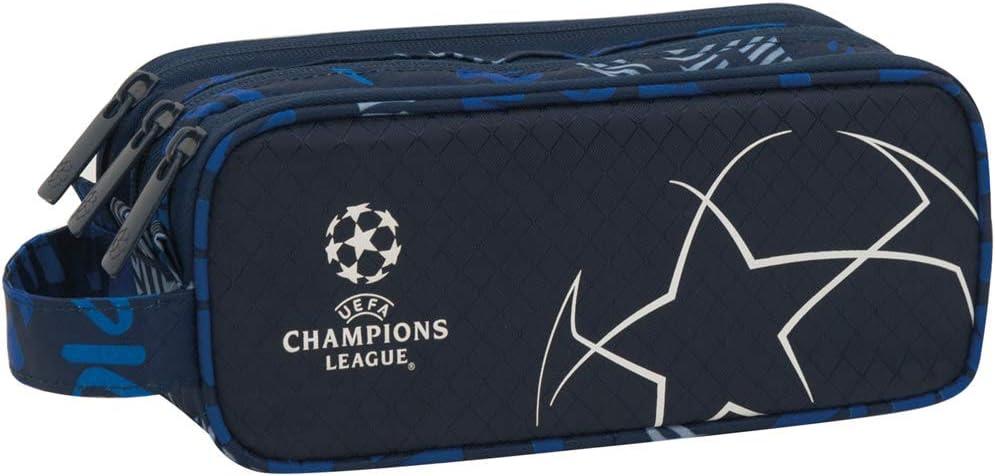 UEFA Champions League - Estuche para lápices: Amazon.es: Deportes ...