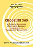 Choosing 360, Ellen Van Velsor and Jean B. Leslie, 1882197305