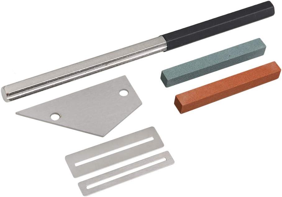 Mxfans - Kit de herramientas de metal para cortar trastes de ...