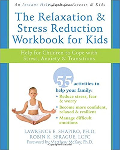 Learning relaxation skills for kids helps them with anger and sleep difficulties