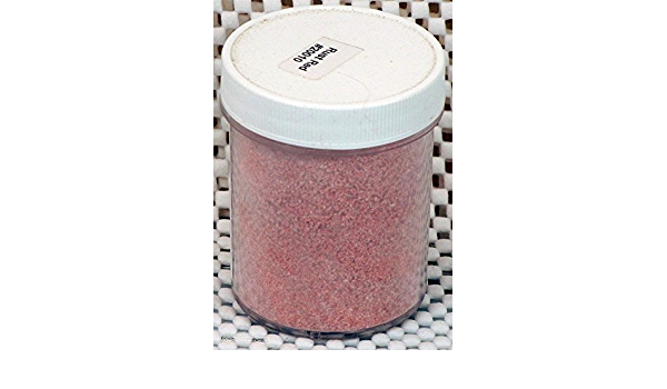 Inlace Granules 4 Ounces Rust Red