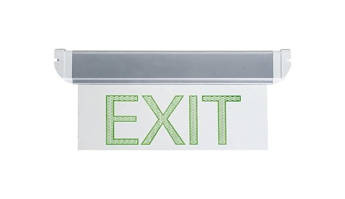 Not l/ámpara iluminaci/ón de emergencia Exit salida de emergencia ext/ /Luz de emergencia ext Exit