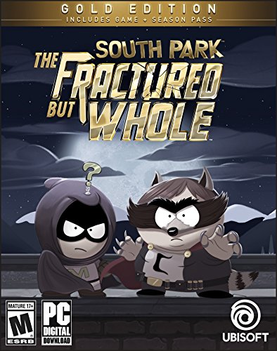 South Park: The Fractured but Whole - Pre-load - Gold Edition [Online Game Code] by Ubisoft
