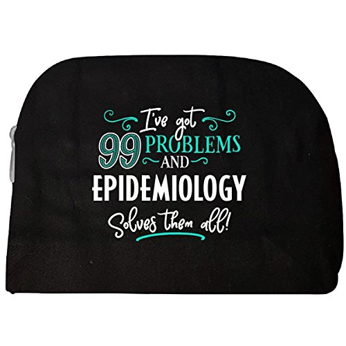 99 Problems Epidemiology Solves Them All Gift - Cosmetic Case