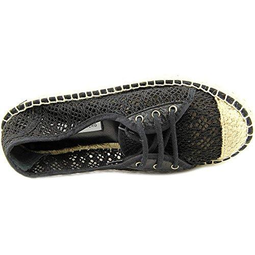 Diane Von Furstenberg Kvinna Tareena Mode Sneaker Svart Salema Tyg