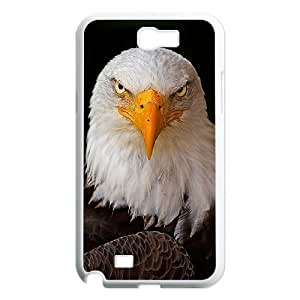 American Bald Eagle Customized Cover Case with Hard Shell Protection for Samsung Galaxy Note 2 N7100 Case lxa#822821