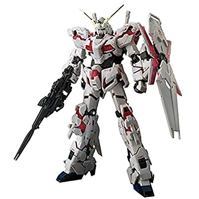 Tamashii Nations Bandai Spirit - RX-0 Unicorn Gundam - GU-03 (Mobile Suit Gundam UC) 7 inch: Toys & Games