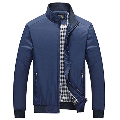 Zip Front Wind Jacket - 5