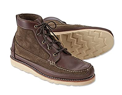 4bdfdddf06c16 Amazon.com | Orvis Men's Gokey Suede Out Chukka Boots, 9 1/2 | Boots