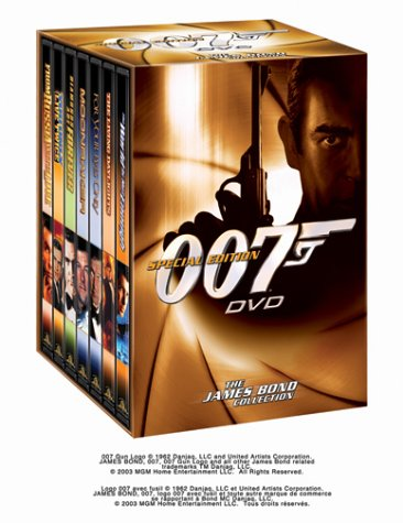 The James Bond Collection, Vol. 2 (Special Edition) by MGM (Video & DVD)