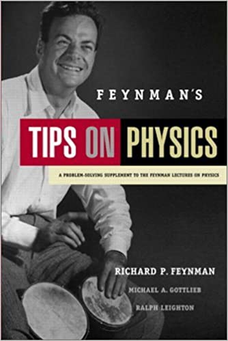 buy feynman s tips on physics a problem solving supplement to the  buy feynman s tips on physics a problem solving supplement to the feynman lectures on physics book online at low prices in feynman s tips on