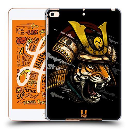 Head Case Designs Shogun Warriors from The Wild Hard Back Case Compatible for iPad Mini (2019)