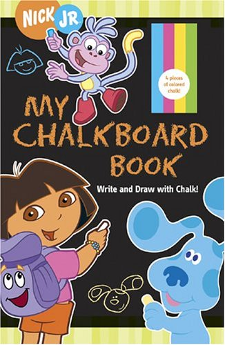 My Chalkboard Book: Write and Draw with Chalk! Text fb2 ebook