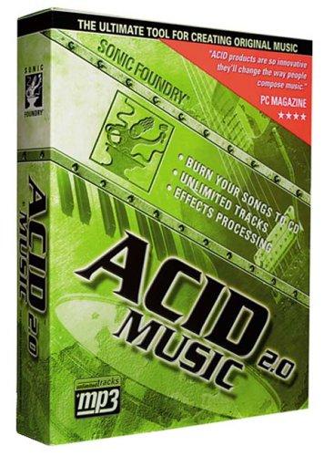 Acid Music 2.0 724740000686