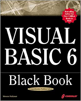Visual Basic 6.0 Full Book