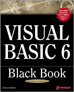 Visual Basic 6.0 Full Book