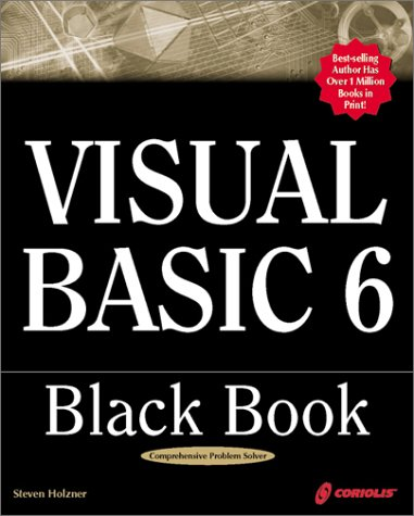 Visual Basic 6 Black Book by The Coriolis Group