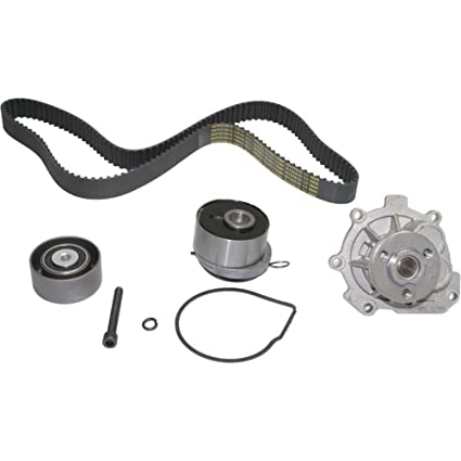Amazon.com: Diften 309-C0288-X01 - New Timing Belt Kit Chevy Chevrolet Aveo Cruze Saturn Astra Aveo5 Sonic G3 Wave: Automotive