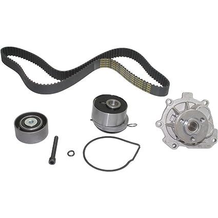Amazon.com: Diften 309-C0288-X01 - New Timing Belt Kit Chevy Chevrolet Aveo Cruze Saturn Astra Aveo5 Sonic G3 Wave: Automotive