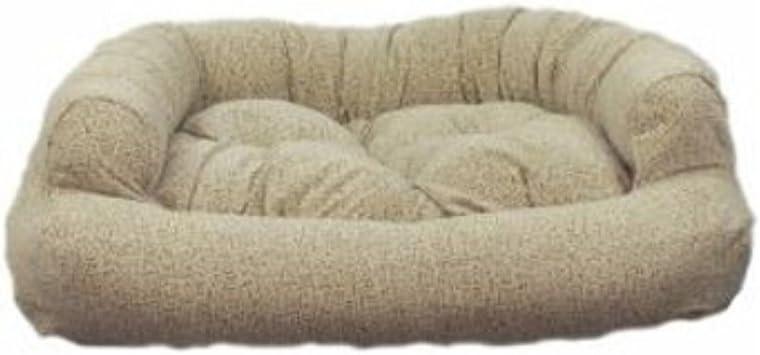 Amazon.com: Snoozer Sofá para mascotas de gamuza de ...