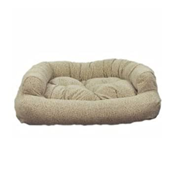 Amazon.com: Snoozer - Sofá de microfibra para mascotas, S ...