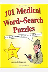 101 Medical Word-Search Puzzles Paperback