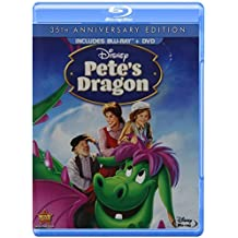 Pete's Dragon (35th Anniversary Edition) [Blu-ray + DVD] by Walt Disney Studios Home Entertainment