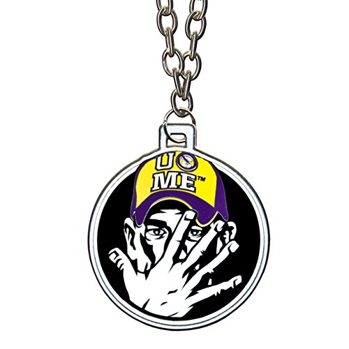 WWE John Cena ''You Can't See Me!'' Circle Pendant by WWE
