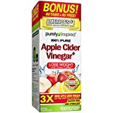 Cheap Purely Inspired, Apple Cider Vinegar, 100 Count