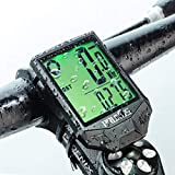 PRUNUS Bike Speedometer and Odometer Wireless