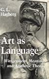 img - for Art as Language: Tales of Sex and Gender from Early Ireland by G. L. Hagberg (1998-04-30) book / textbook / text book