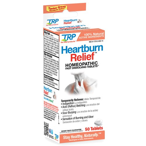THE Relief Products Heartburn Relief, 50 ()