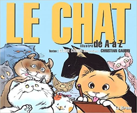 Lire Le Chat illustré de A à Z pdf, epub ebook
