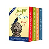 Sugar and Clive Animal Adventure Collection: Four Super Fun Novels for Middle Grade Readers