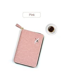 ZXSH Cuaderno Bordado Cremallera Cuaderno Espiral Y Agenda ...