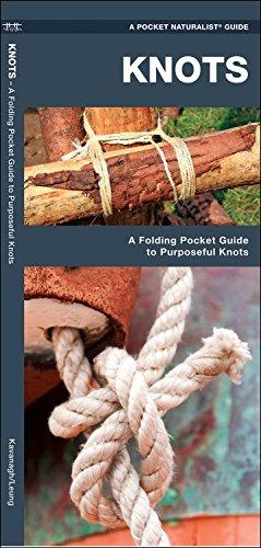 Knots: A Folding Pocket Guide to Purposeful Knots (Pocket Tutor Series)