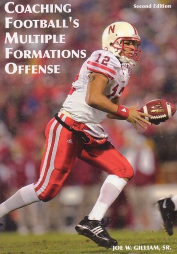 Coaching Football's Multiple Formations Offense