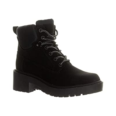 KENDALL + KYLIE Women's Weston Combat Boot: Shoes