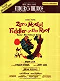 Selections from the Fiddler on the Roof, Jerry Bock, Sheldon Harnick, 089724673X