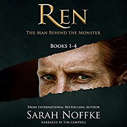 Ren Series Boxed Set, Book 1-4