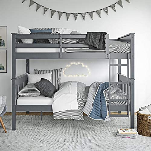 Dorel Living Moon Full Over Full Bunk Bed