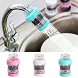 Water Purifiers for Faucets Transer Magnetic Front-Loading Water Clean Filter Faucet Tap Purifier Head Kitchen (random)
