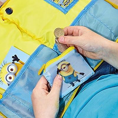 MINIONS - Cómodo cojín y baúl Secreto Dos en uno, Color ...